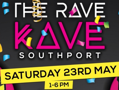 BREAKING: Family Party 'The Rave Kave' Is Coming To Southport