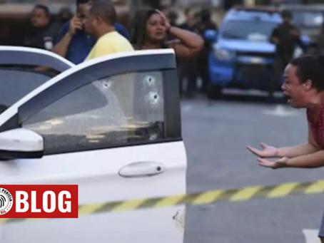 O exército no banco dos réus – O caso do fuzilamento do carro de família, no Rio de Janeiro