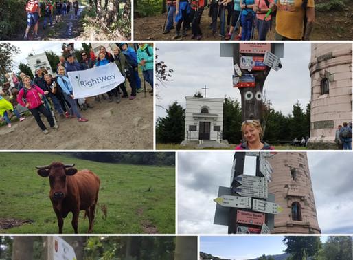 Krótka relacja z wycieczki na Wielką Sowę, 5.09.2020