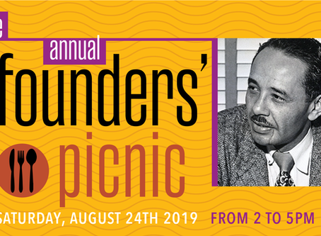 Founders' Picnic - August 24th