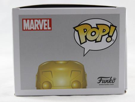 Funko POP: Iron Man (First 10 Years)