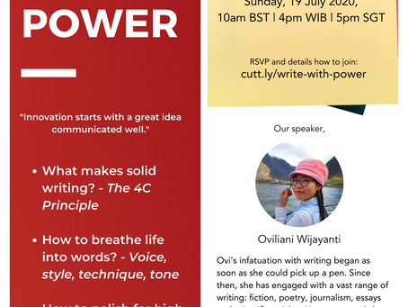 Write with Power on #LearnwithNIF