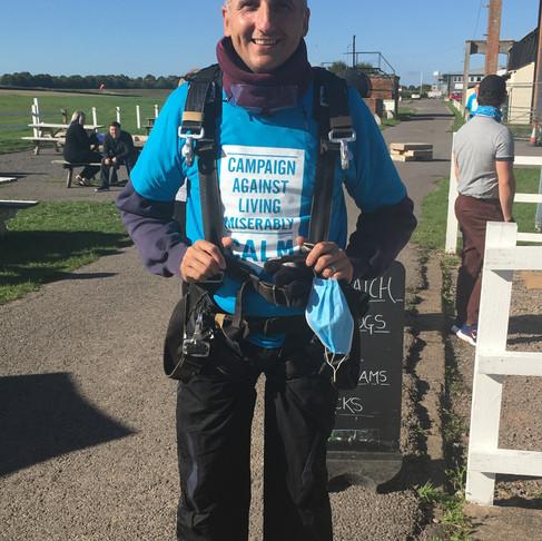 Charity Skydive!
