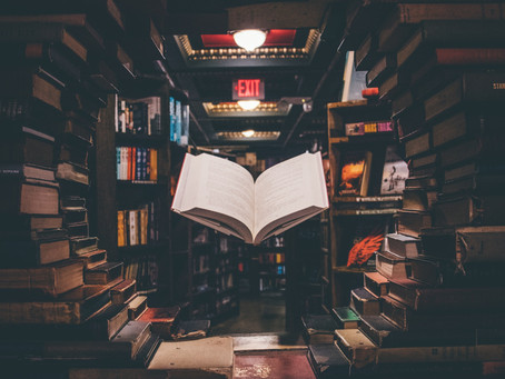 Save Our Bookshops! (And How They Saved Me)