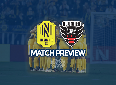 PREVIEW: Nashville SC vs DC United