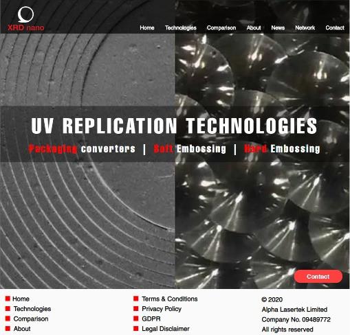 uv replication technologies