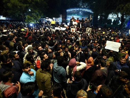 The Delhi High Court Order In Sharjeel Imam's Case