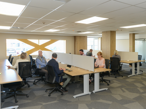 Five co-workers land in Hastings HIVE