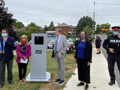Automated Speed Enforcement Camera Announcement