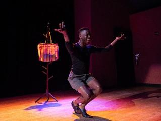 Nina Simone, James Baldwin, and Rotimi Walk Into a Theatre