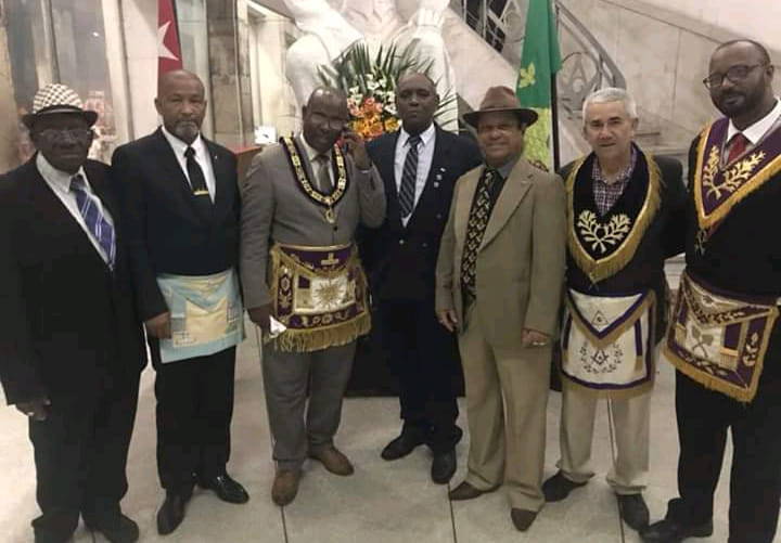 Grand Master, Grand Secretary and Grand Treasurer | Grand Lodge of Cuba