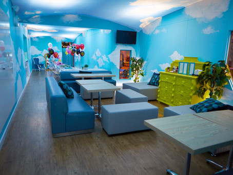 Manchester Evening News came for a sneak peek of our £150,000 makeover here's what they had to say..