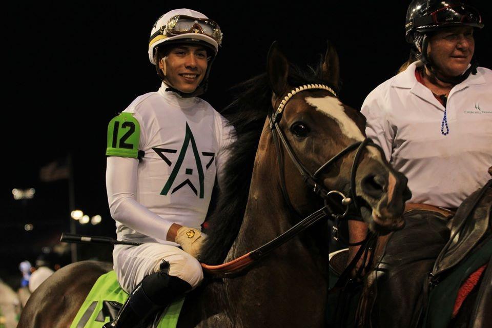 Yoshida racehorse carries on Sunday Silence legacy