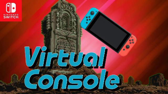 Virtual Console DEAD?