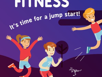 Helping our kids get active