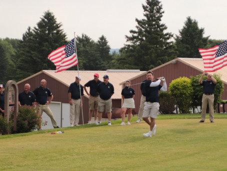 100 Holes for HOPE and Heroes 2020 Recap