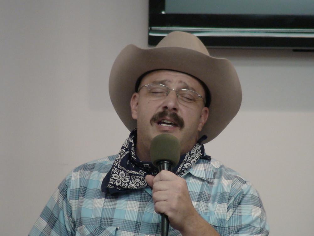 Pastor Joe Frank