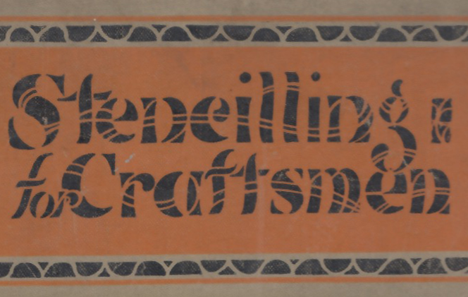 The Daily Heller: The Enduring Stencil
