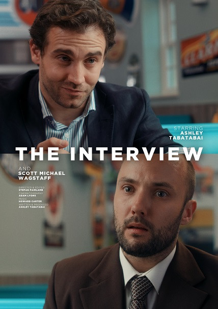 The Interview short movie poster