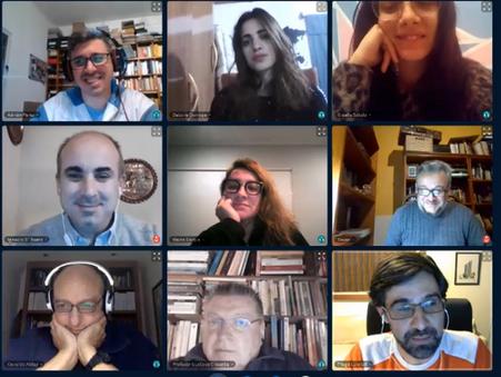 Más de 70 asistentes en la presentación del ATLAS Digital de la América Portuguesa