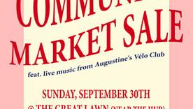 Purchase's Modern Day Flea Market