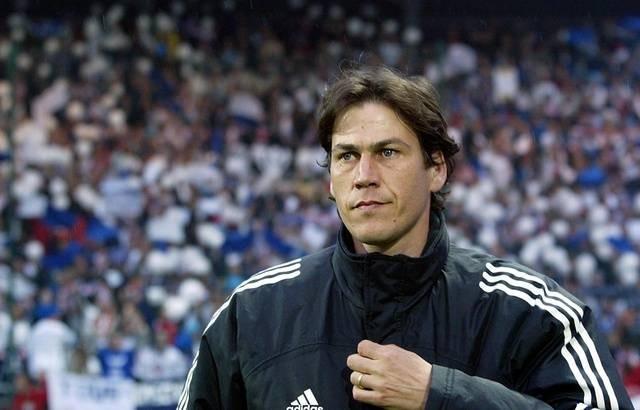 Rudi Garcia DFCO 2003 2004