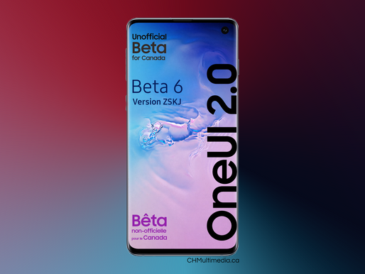 OneUI 2 - Beta 6 Available