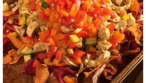 Healthy Corn-Free Nachos