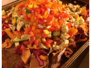 Healthy Corn-Free Nachos