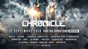 Line-Up Chronicle - Open Air