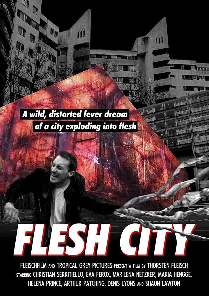 Flesh City movie poster