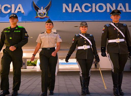 La Policía Nacional del Ecuador  abrió su segunda convocatoria al proceso de selección de aspirantes