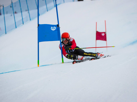 Sam wins GS in New Zealand at ANC.