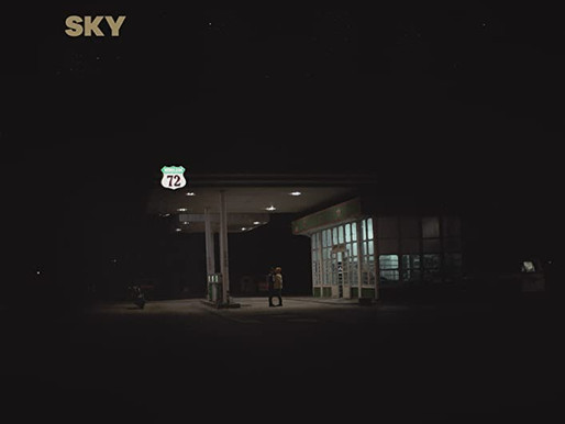 The Distance Between Us and the Sky Short Film Review