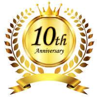 Crystal10周年祝