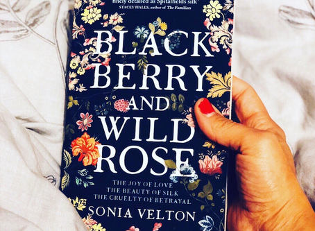 BlackBerry and Wild Rose by Sonia Velton ★★★★★