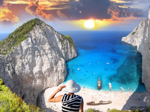 Navagio Beach | Zakynthos | World's Most Famous Beach and Shipwreck