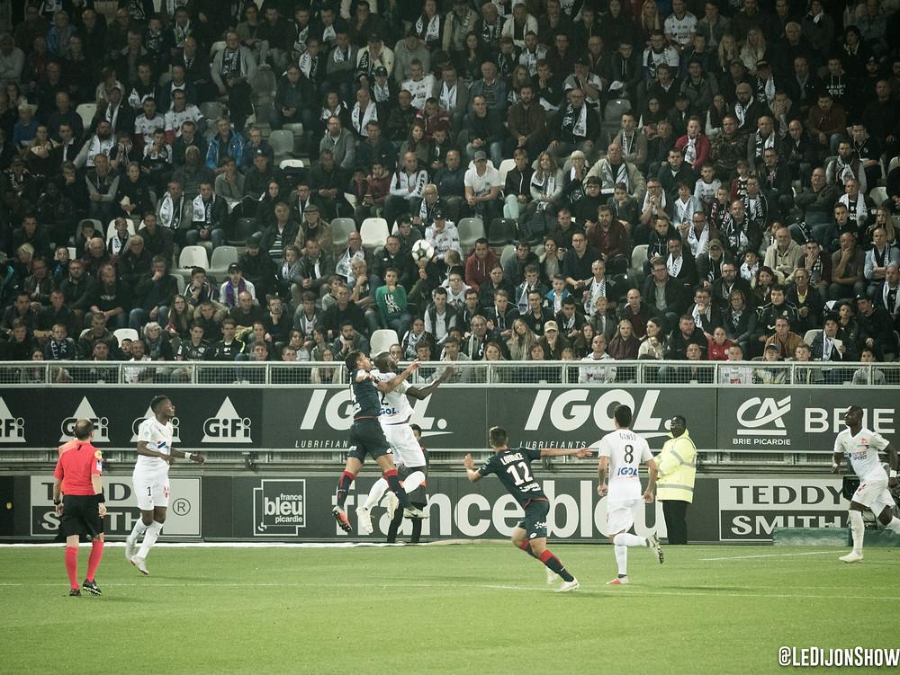 Amiens SC - Dijon FCO
