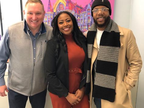 Councilman Chris Seelbach/DJ J.Dough Host The City Of Cincinnati Expungement Clinic