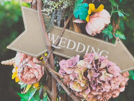 Items You Won't Want to Forget to Rent for Your Spring Wedding