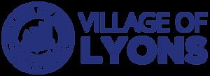 village of lyons illinois logo