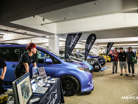 Mercari's First Appearance at DrivenShow