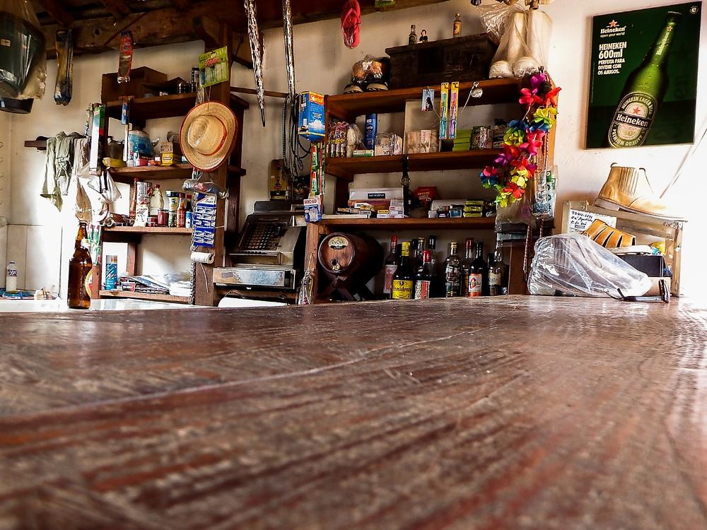 Bar do seu Agostinho Cabeça de Boi