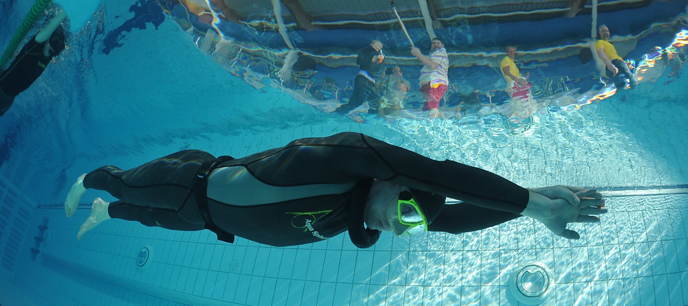 Learn To Freedive PADI Basic Freediver Course