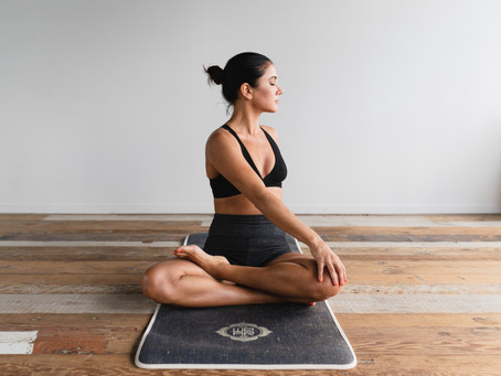 Knockdown the Lock-down with Yoga
