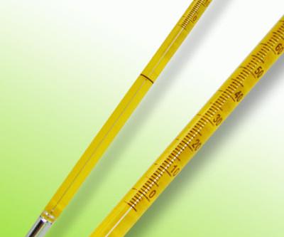 Ce que les constructeurs ne vous disent pas, PART I : les thermomètres à dilatation de liquide 'TDL'