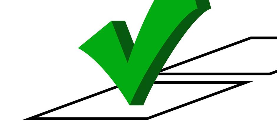 Checkliste Online-Auftritt