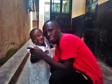 Human Stories: Kooba Isaac, Kampala, Uganda