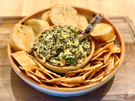 Collard Green Dip