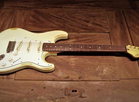 Får det lova att vara en bra billig begagnad elgitarr?